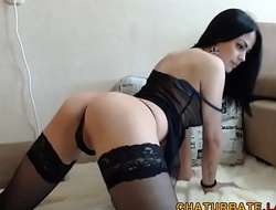 Stunning Beauty Has A Rough Orgasm On Live Cam at www.chaturbate.la