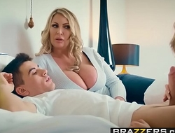 Brazzers - Moms in control -  Sneaky Slut Needs To Learn scene starring Fira Ventura, Leigh Darby an