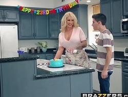Brazzers - Mommy Got Boobs -  My Friends Fucked My Mom scene starring Ryan Conner, Jordi El Ni&amp_ntild