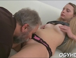 Young slit filled by old ramrod