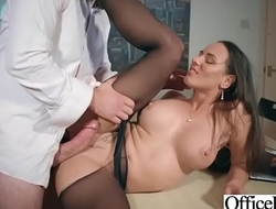 Hard Bang In Office With Big Tits Horny Sluty Girl (Mea Melone) clip-19