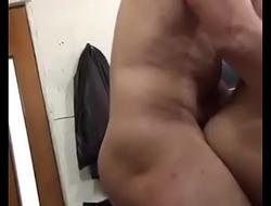 marte dando o cu pro ativo com piercing no pauzao