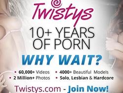 Twistys - Sabrina Maree starring at Home So Early