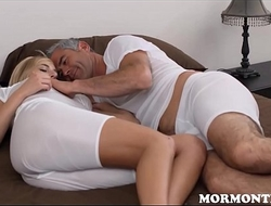 Mormon Step Daughter And Dad