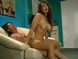 Name please? Vintage pornstar