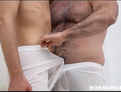 Mormon Twink Fucked By Daddy Bear