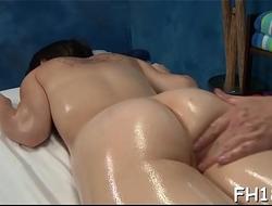 Immodest massage