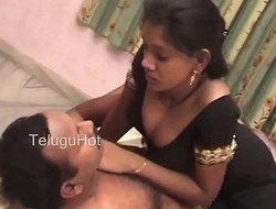 South Indian hot telugu wife seduction video scene (new)
