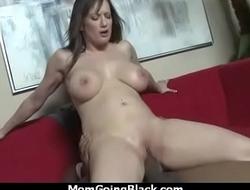 Monster black cock bangs my moms white pussy 15