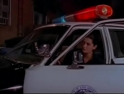 Sexy police forced by terminator