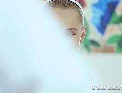 Nurse Ivana Sugar Passes the Anal Test