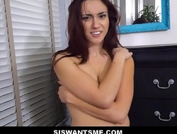 Brother Cums Inside Step Sister Mandy Muse