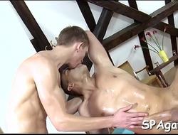 Explicit anal pounding