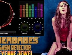 Cyberbabes Orgasm Detector Cheyenne Jewel 1