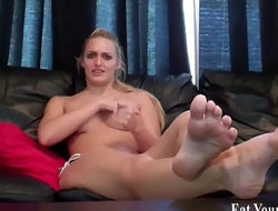 Eat every last drop of cum for me CEI